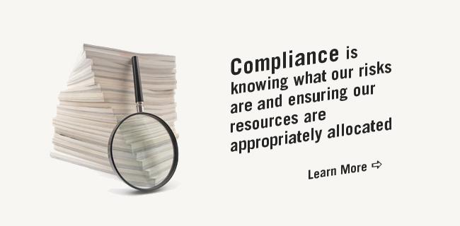 Penerapan dan Pengawasan Manajemen Risiko Kepatuhan (Compliance)